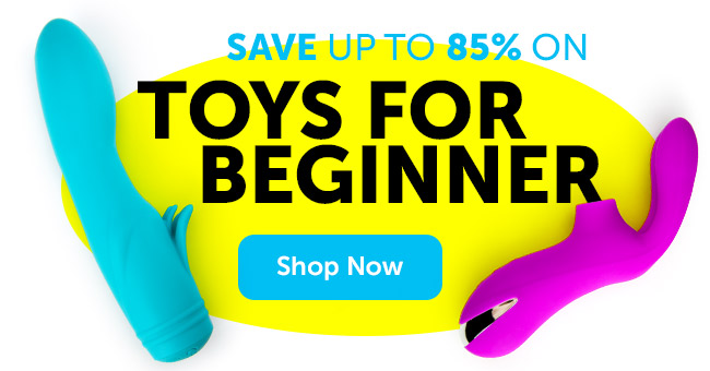 Save Up To 85% on Adult Toys for Beginners