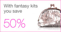 With fantasy kits you save up to 10%