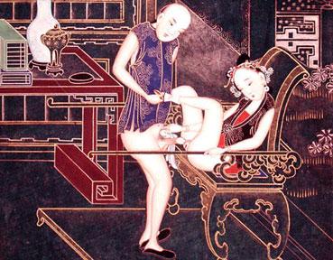 Erotic Scene