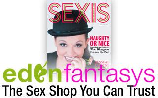 Edenfantasys - The Sex Shop You Can Trust