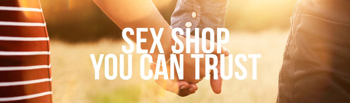 Sex shop you can trust