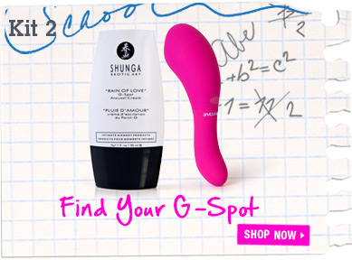 Find your G-Spot