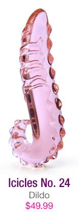 Icicles No. 24 - dildo - $49.99