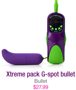 Xtreme pack G-spot bullet - Bullet - $27.99
