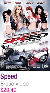 Speed - Erotic video - $38