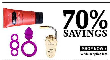 70% Savings
