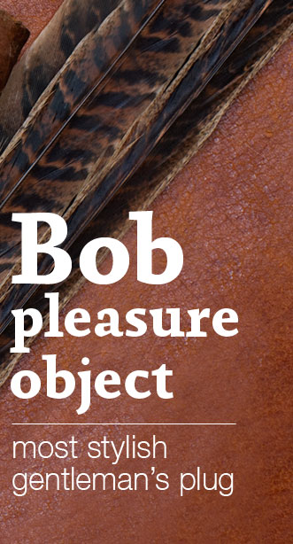 Bob pleasure object