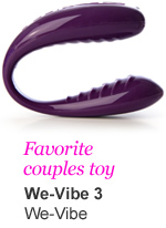 Favorite Couples Toy - We-Vibe 3