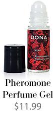 Pheromone Perfume Gel
