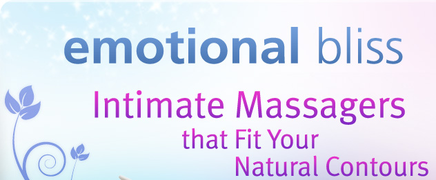 Emotional bliss - Intimate massagers