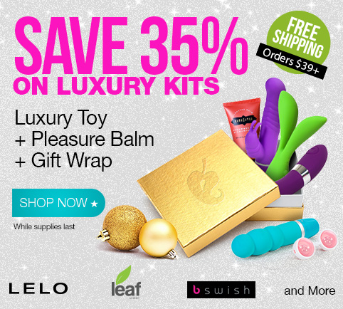 Save 35% on Luxury Kits