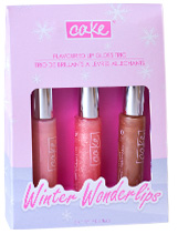 Winter wonder lip gloss trio