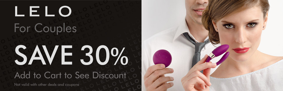 LELO for couples - save 30%