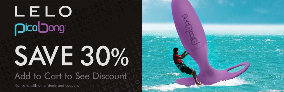 LELO PicoBong - save 30%
