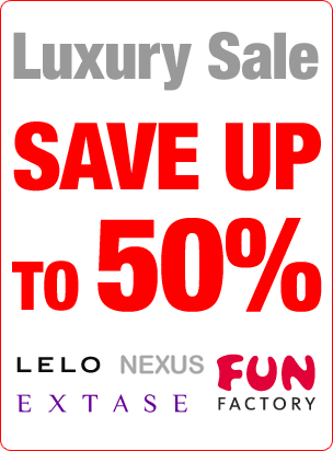 Luxury Sale. Save up to 50%