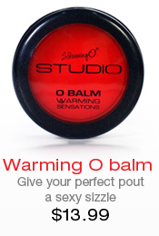 Studio collection Warming O balm