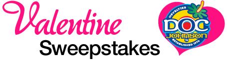 Valentine Sweeepstakes