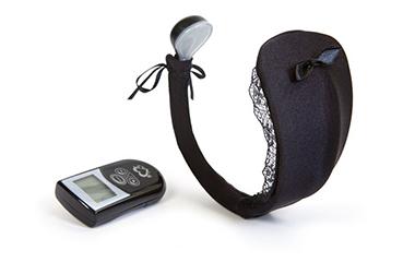 C-string remote control vibrating panty
