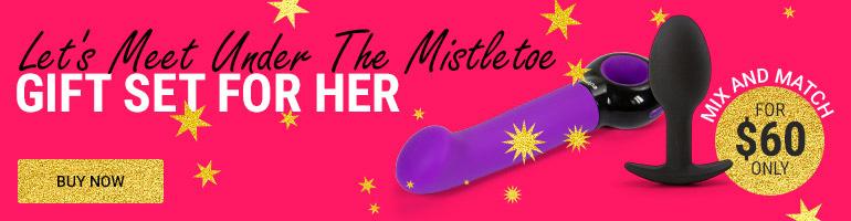 Jingle All The Way: Backdoor Ecstasy Gift Set