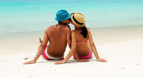 1. Beaches and Sun