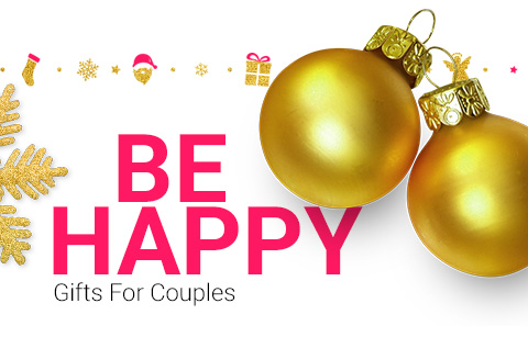 Be Happy - Gifts For Couples