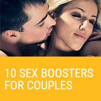 10 Sex boosters for couples