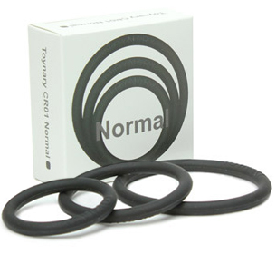 Toynary CR01 normal silicone cock rings